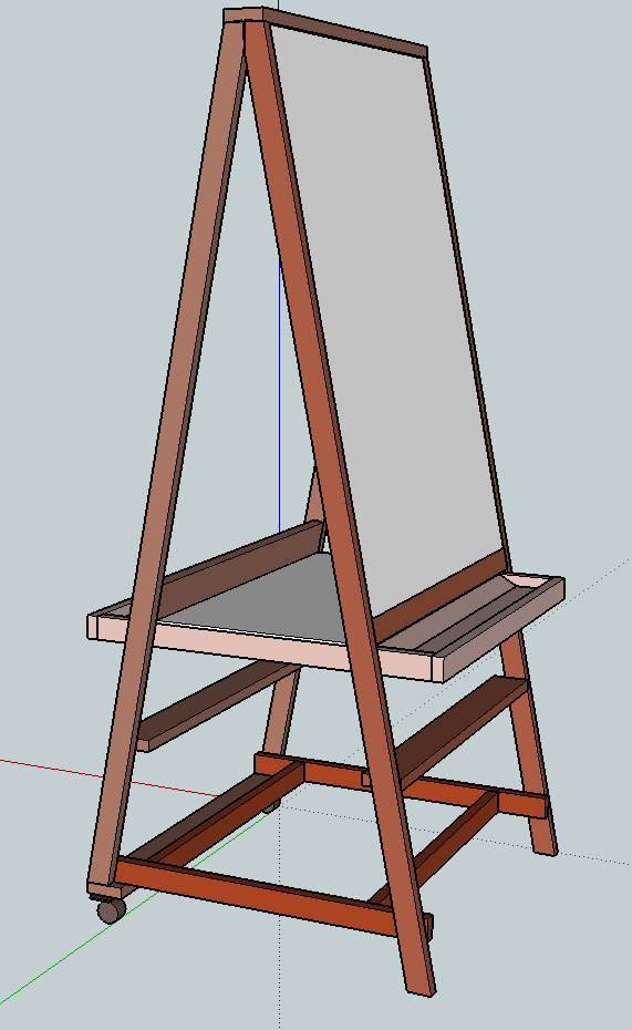 Teaching Easel