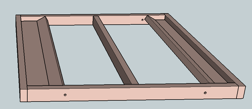 Easel Tray