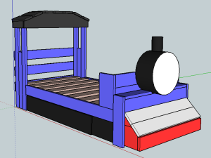 TrainBed1